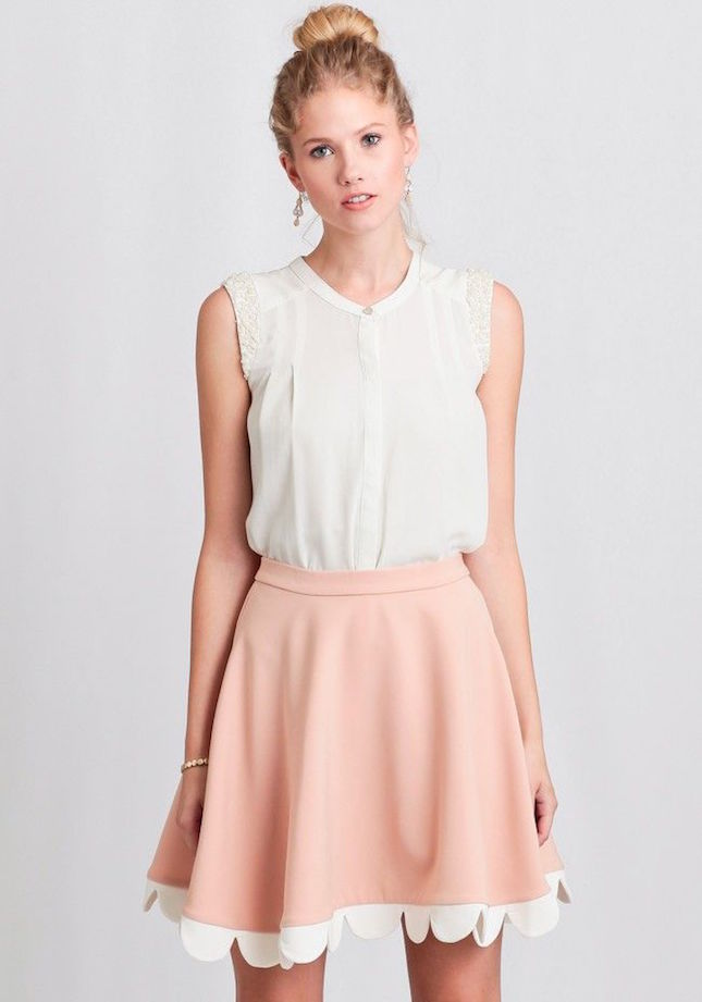 Darling-Scalloped-Hem-Skirt