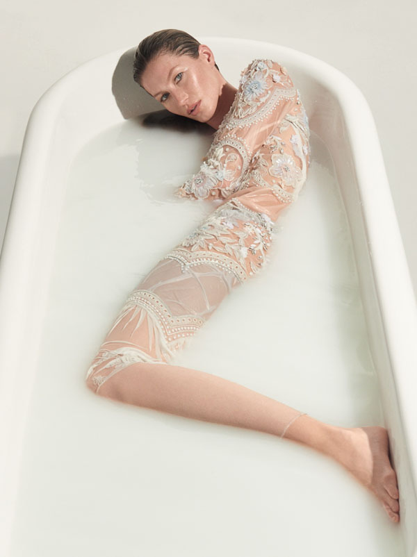 Жизель Бундхен для Vogue Бразилия, май 2015