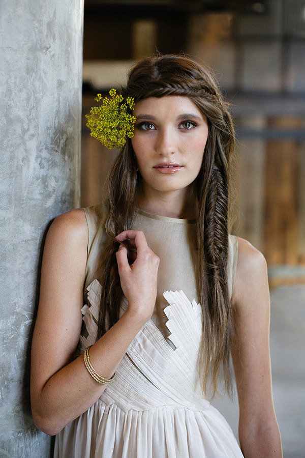 Headband-Fishtail