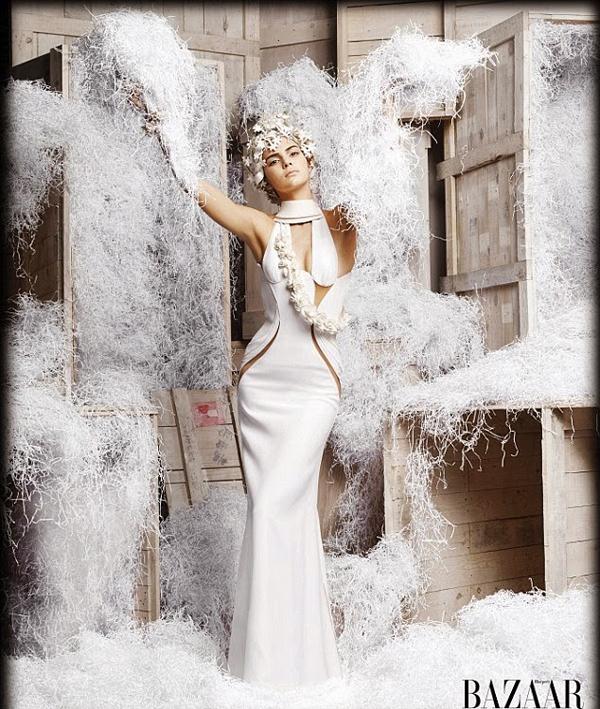 Кендалл Дженнер для Harper's Bazaar США