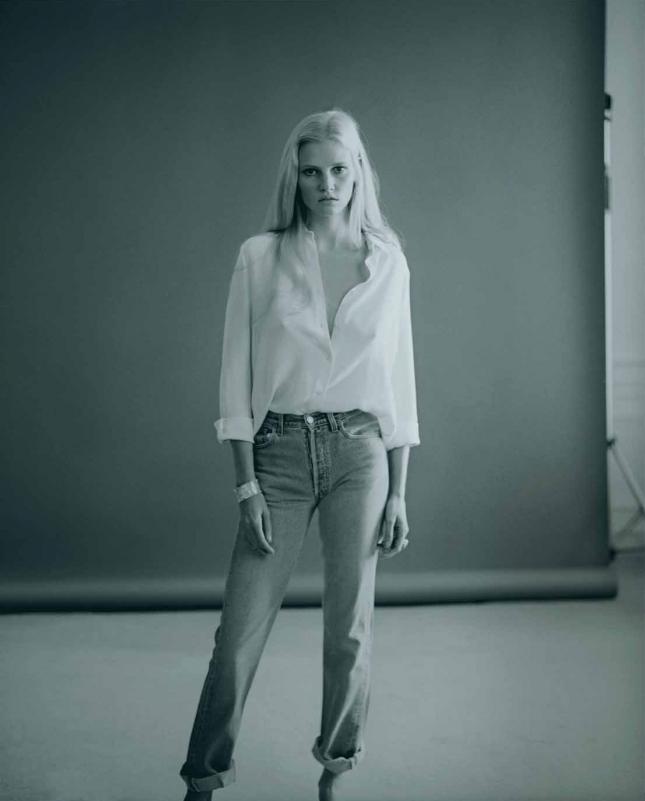 Лара Стоун для Marie Claire Франция, май 2015