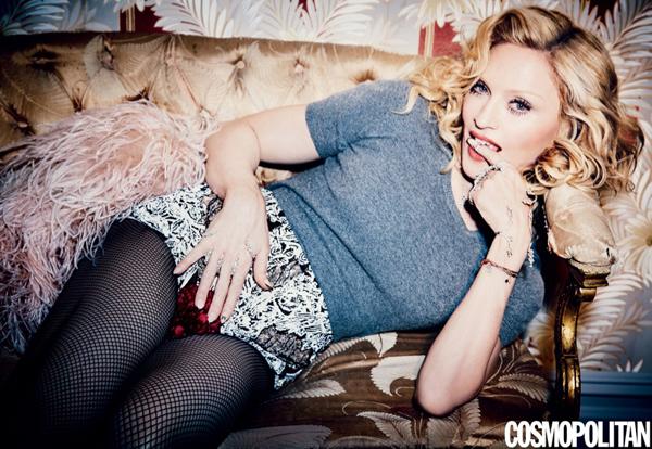 Мадонна для Cosmopolitan USA, май 2015