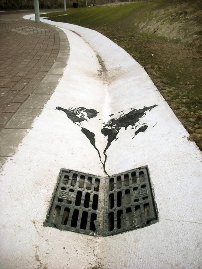 Мир катится в клоаку
