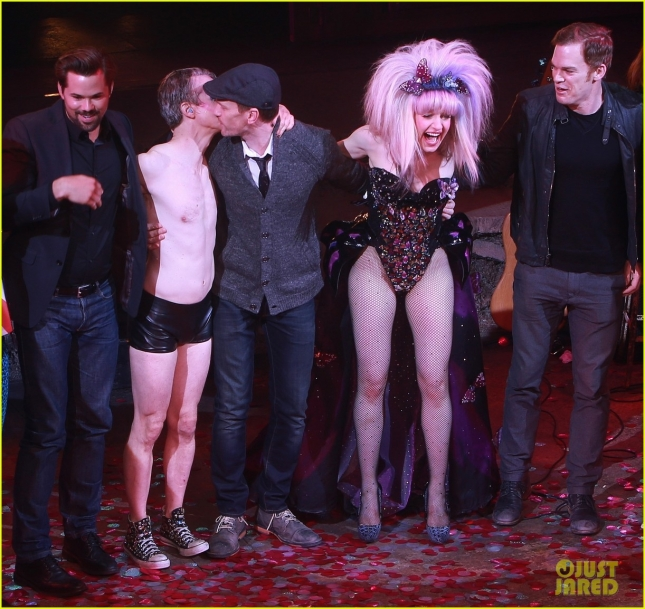 Lena Hall's final performance in Hedwig and the Angry Inch
