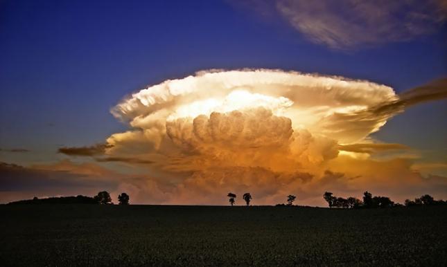 Облачный взрыв