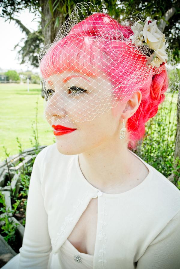 pink-hair-wedding-veil