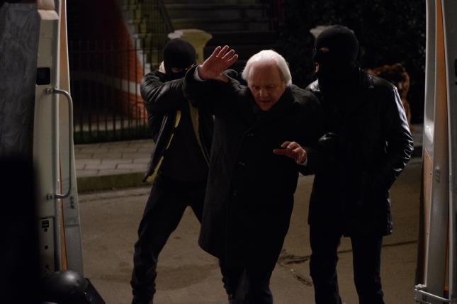 Кадр из фильма «Похищение Фредди Хайнекена»