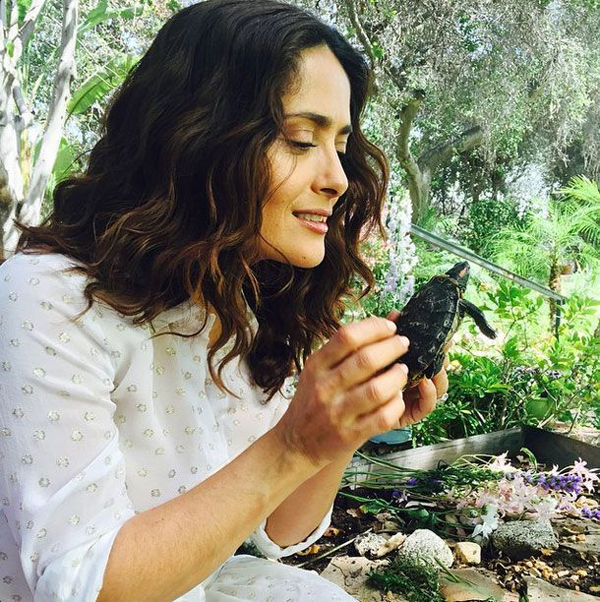 salma-hayek-gets-back-to-nature