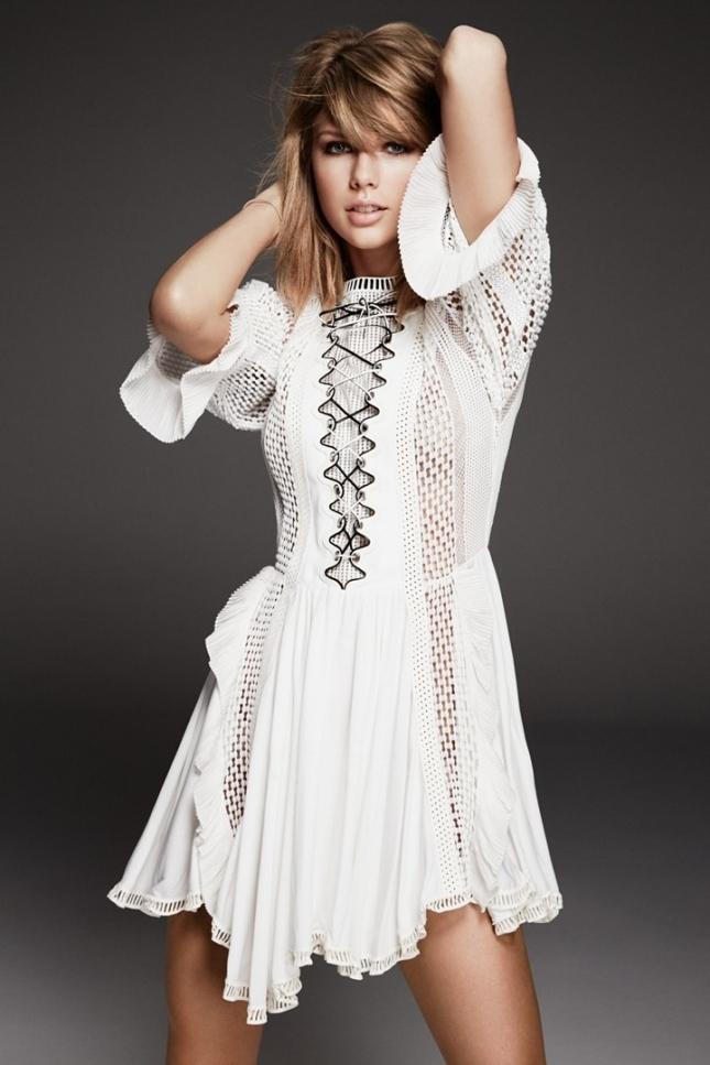 Тейлор Свифт для Glamour UK, июнь 2015