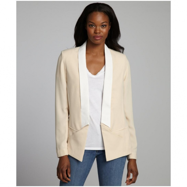 432-Wyatt-women-s-white-and-taupe-open-front-long-sleeve-tuxedo-jacket-1