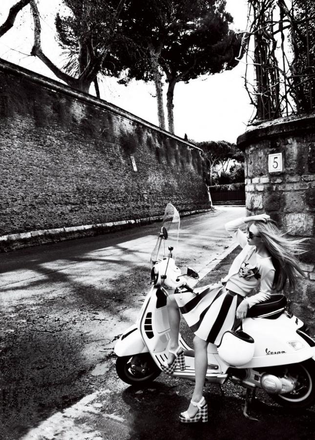 Аманда Сейфред для Vogue США, июнь 2015