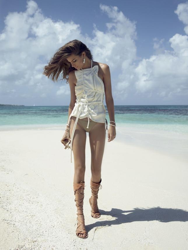 Камерон Расселл для  Vogue Испания, июнь 2015