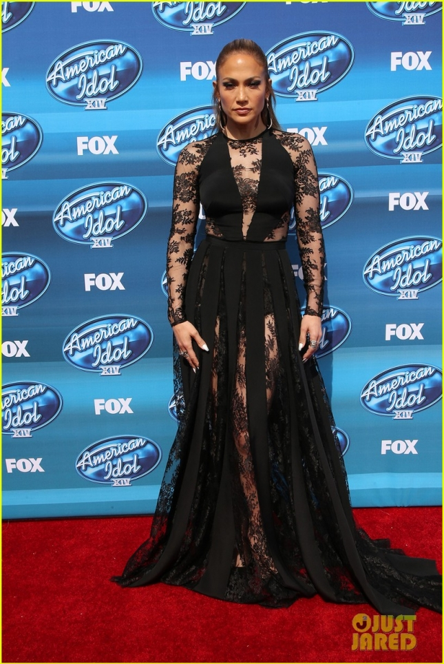 The AMERICAN IDOL XIV finale