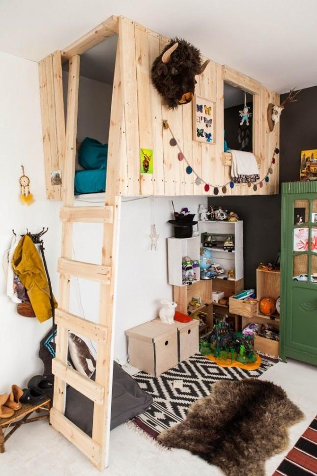 cabin-loft-bed-645x968