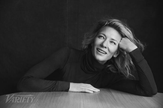 Кейт Бланшетт для Variety Magazine