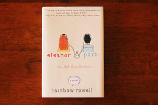 eleanor & park and park by rainbow rowell