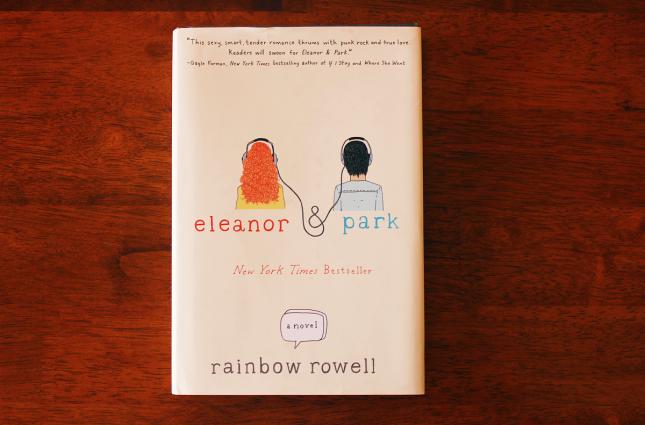 eleanor & park and park by rainbow rowell