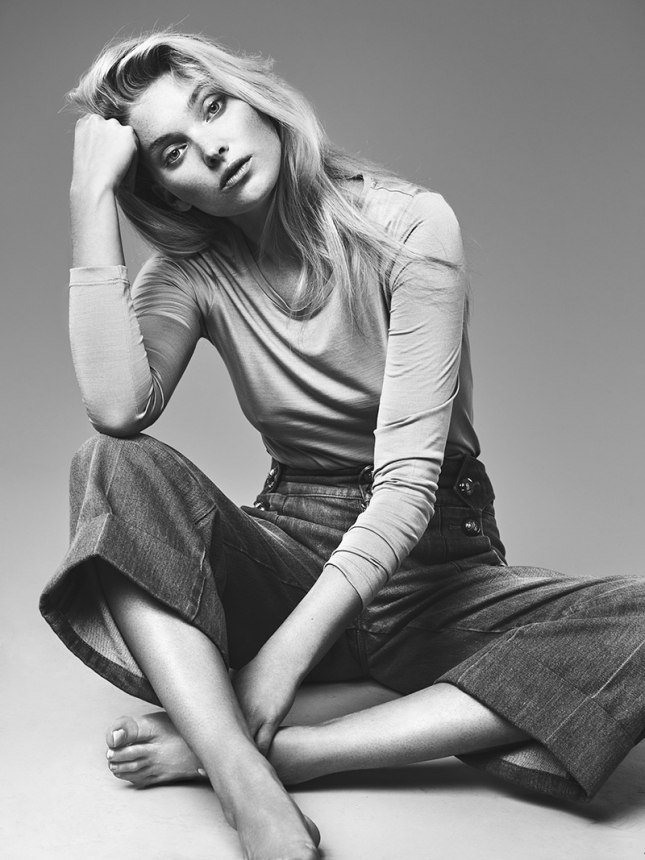 Эльза Хоск для Costume Magazine