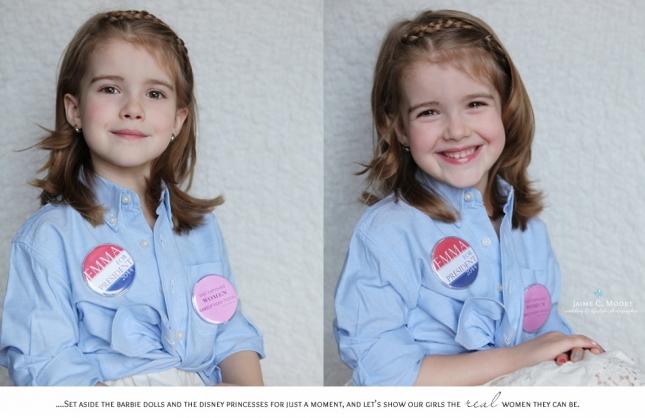 Emma for presidente