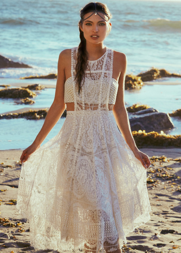Лукбук Free People Bridal 2016