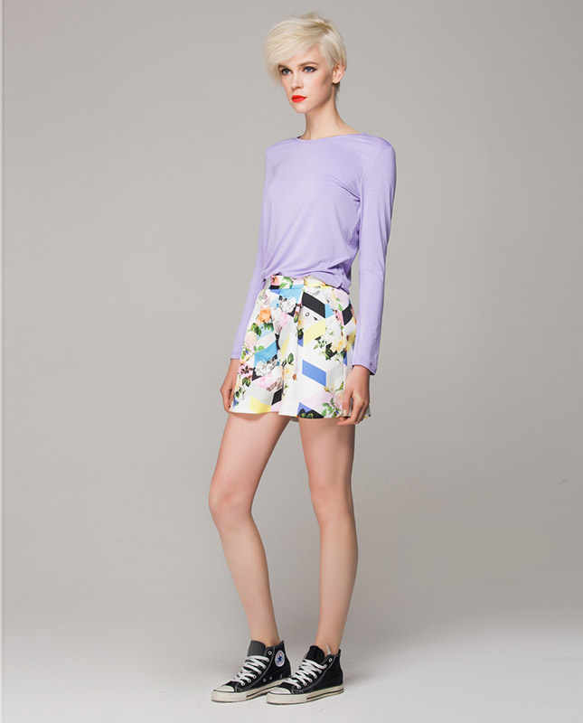 frs-geometric-floral-shorts