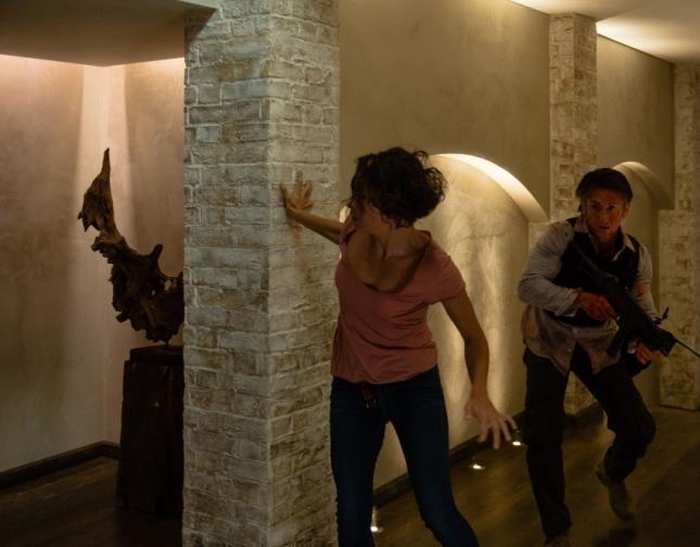 Кадр из фильма «Ганмен»