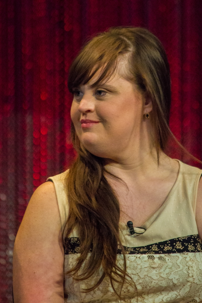 Jamie_Brewer_at_PaleyFest_2014_-_13491431415