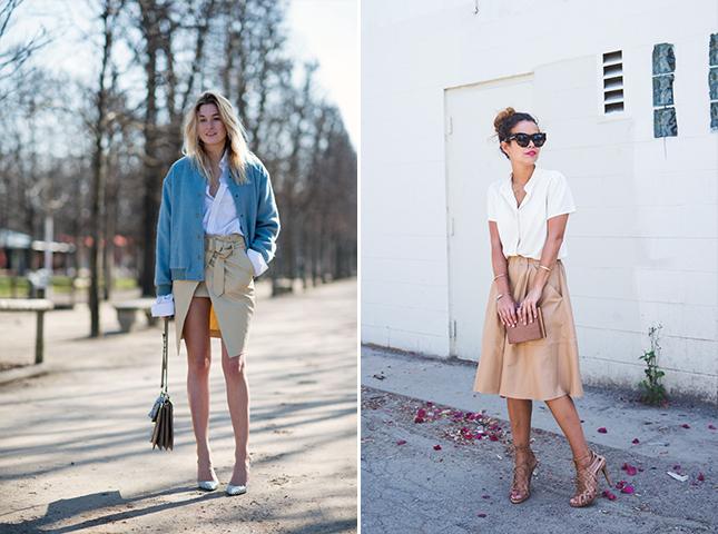 khaki-skirt