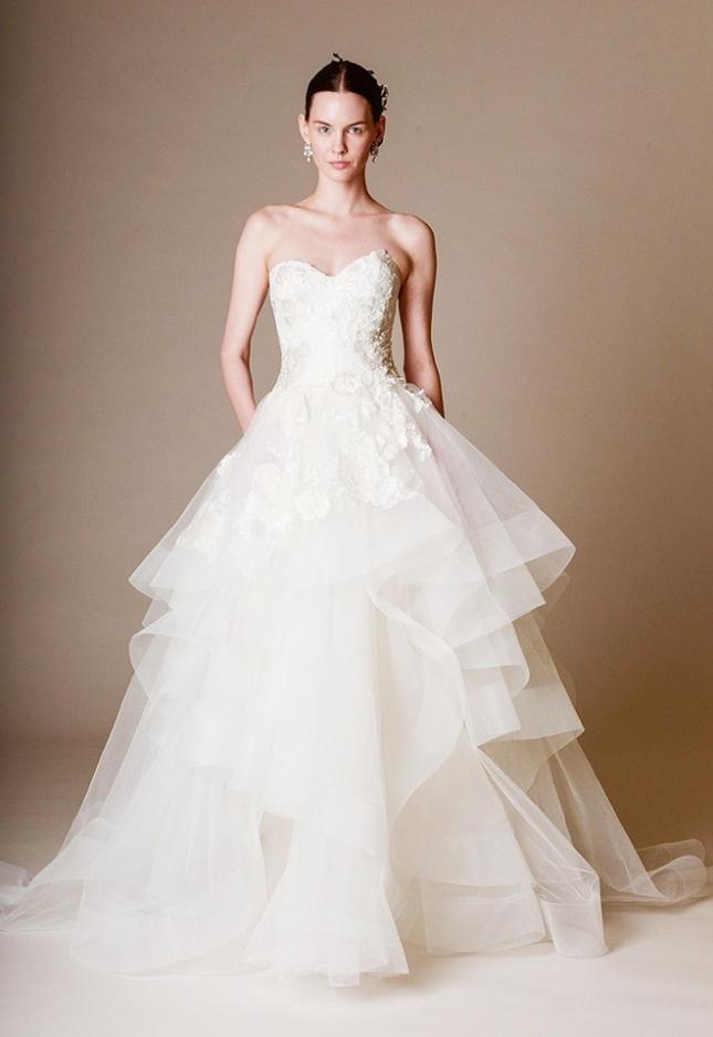 Свадебная коллекция Marchesa