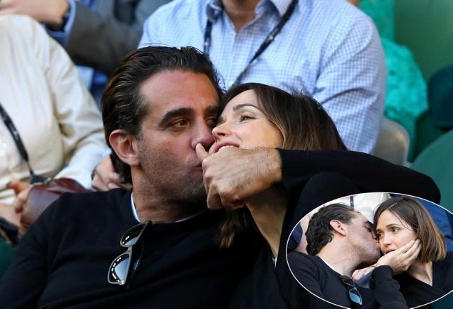 Роуз Бирн и Бобби Каннавале можно застать за поцелуйчиками только в неофициальной обстановке. На совместных премьерах они держатся холодно.