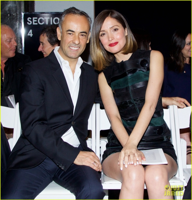 Cocktail benefit with Rose Byrne