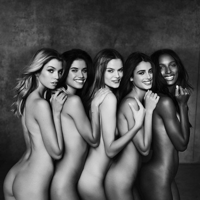 Новые ангелы Victoria Secret