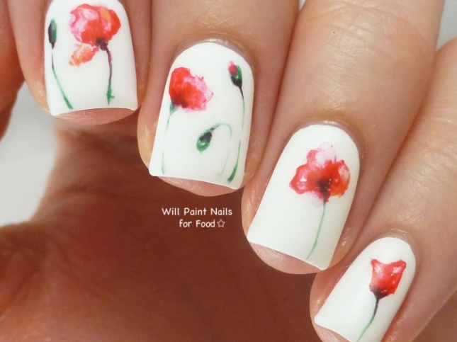 Watercolour-Poppies-Freehand-Nail-Art-5-700x525c