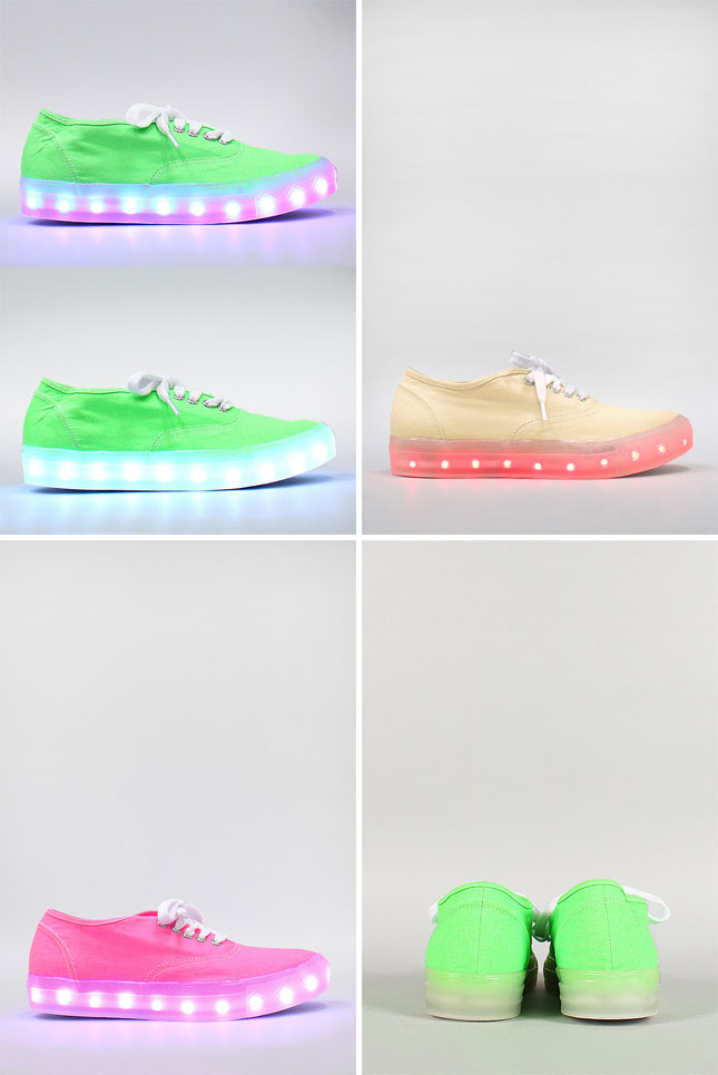 4-Light-Up-Canvas-Sneakers