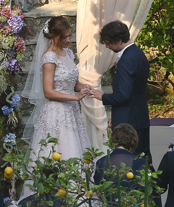 Свадебные фото Элисон Мичалка
