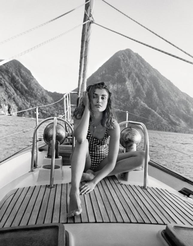 Андреа Дьякони для Porter, лето 2015