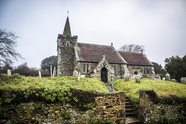 Храм Святых Петра и Павла в Англии