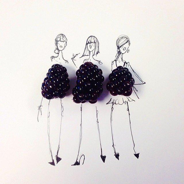 Стильные ягодки