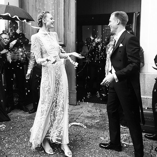Свадебные фото Фриды Густавссон