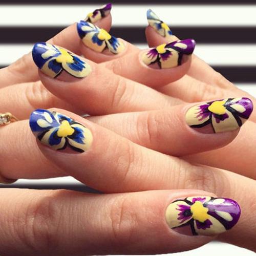 тропические орхидеи на пальчиках порадуют любителей экзотики