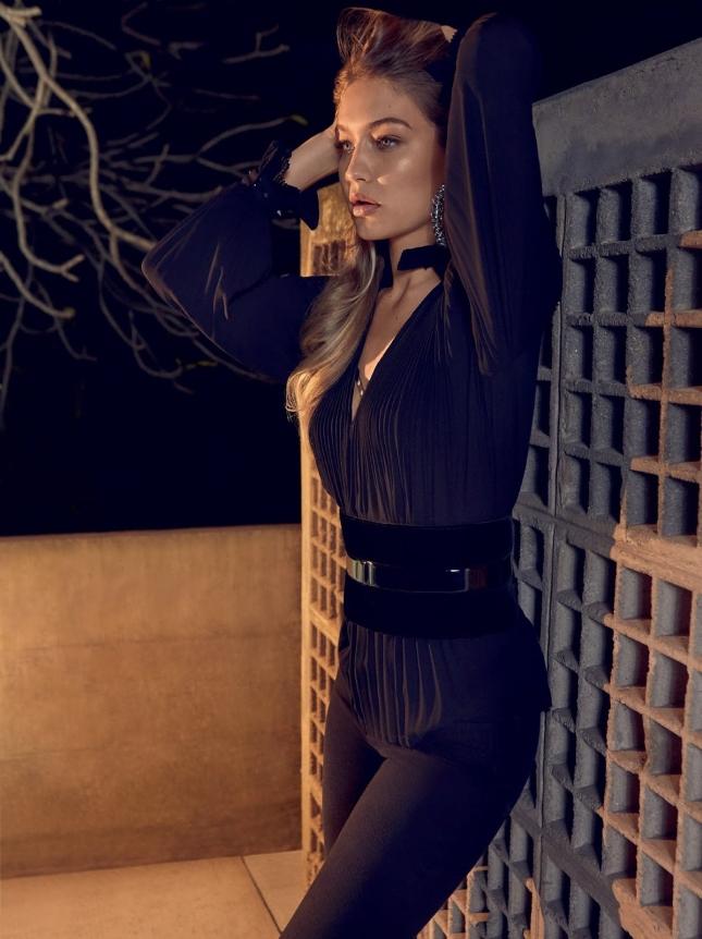 Джиджи Хадид для Vogue Бразилия, июль 2015