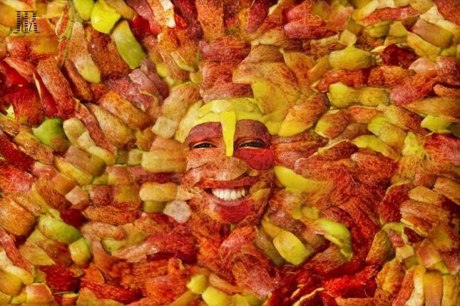 Яблоки мака