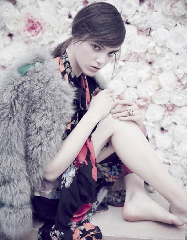 Дженна Ирл для Elle Малайзия, июнь 2015
