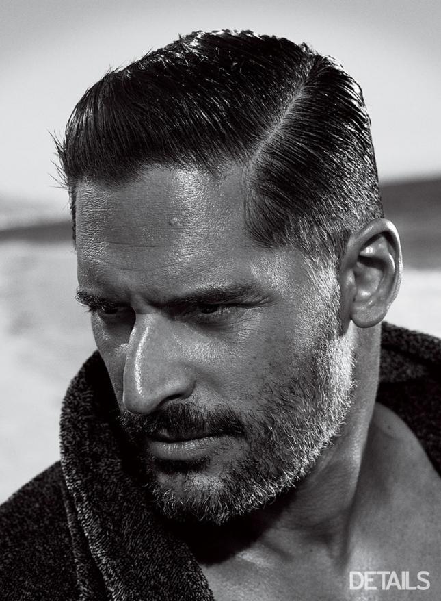 Джо Манганьелло для Details, июнь 2015