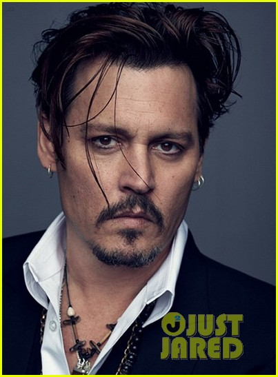 Первое фото Джонни Деппа в рекламной кампании нового мужского аромата от Dior