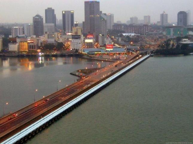 Малайзия и Сингапур. Стоит только пересечь мост...