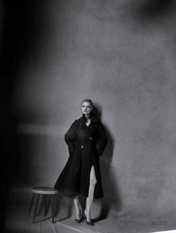 Наталья Водянова для Dior Magazine