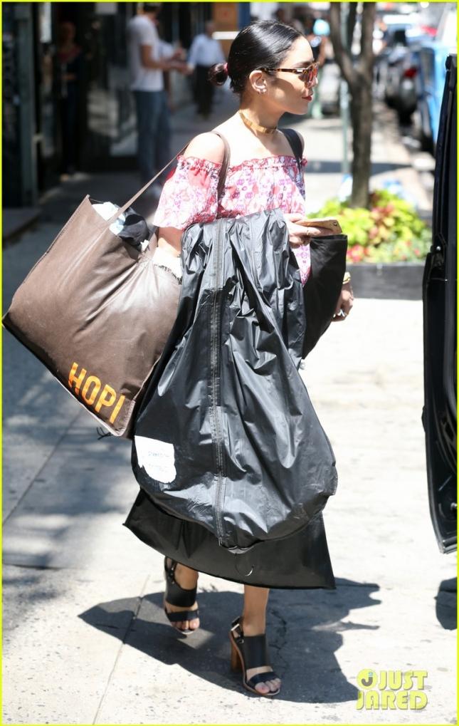 Vanessa Hudgen's Broadway Show 'Gigi' Will Close