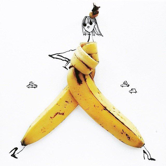 Банановое настроение