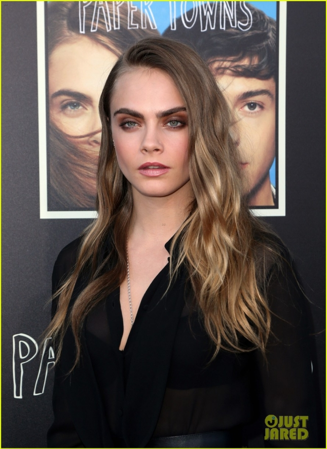 20th Century Fox 'Paper Towns' Q&A and Live Concert - Arrivals